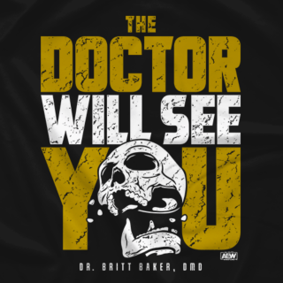 Britt Baker - The Doctor Will See You
