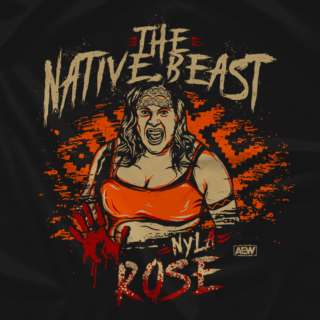 Nyla Rose - The Native Beast