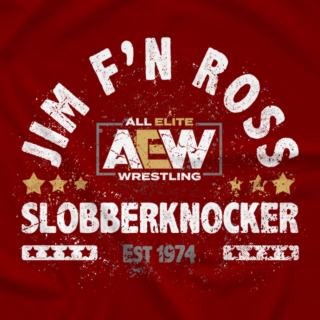 Jim F'N Ross - Slobberknocker
