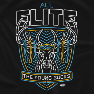 Young Bucks - All Elite Neon