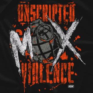 Jon Moxley - Unscripted Violence