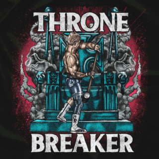 Cody - Throne Breaker