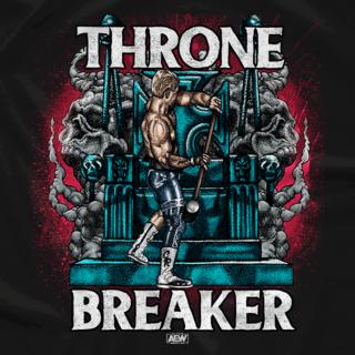 Cody - Throne Breaker