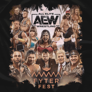 Fyter Fest Full Talent (Front Print Only)