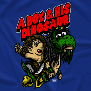 Jungle Boy & Luchasaurus - A Boy & His Dinosaur