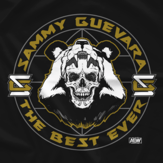 Sammy Guevara - The Best Ever (Avail. In 2 Colors)