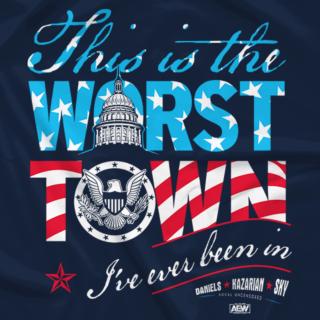 SCU - Worst Town DC