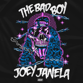 Joey Janela - Barbed Wire
