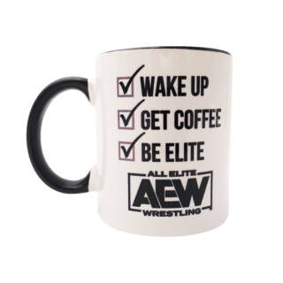 Be Elite 11 oz. AEW Mug