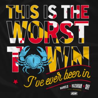 SCU - Worst Town Baltimore