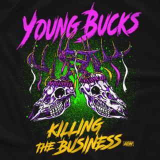 Young Bucks - Killing The Business 2.0