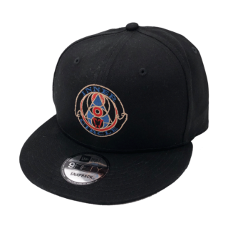 Inner Circle Logo - New Era 9Fifty Flatbill Snapback