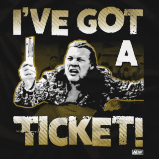 Chris Jericho - I've Got A Ticket