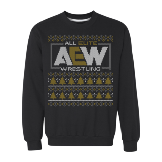 AEW Holiday Sweatshirt