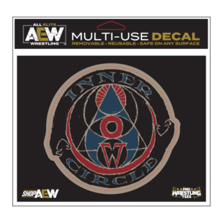 Inner Circle Multi-Use Decal