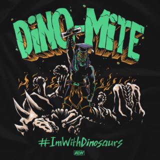 Luchasaurus - Dino-Mite