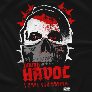 Jimmy Havoc -  Skull