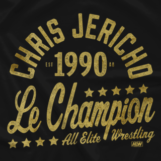 Chris Jericho - Le Champion
