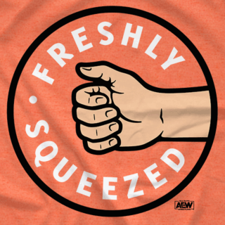 Orange Cassidy - Freshly Squeezed (Also Available in White)