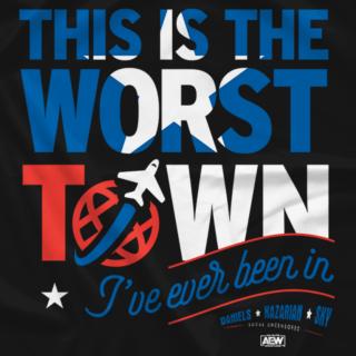 SCU - Worst Town Texas