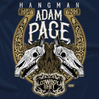 Hangman Adam Page - Golden Horseshoe