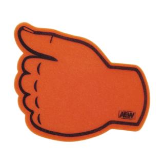 Orange Cassidy - Foam Finger (Double Sided)