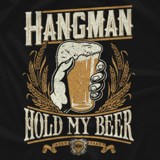 Hangman Adam Page - Hold My Beer
