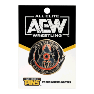 AEW Inner Circle Wrestling Pin