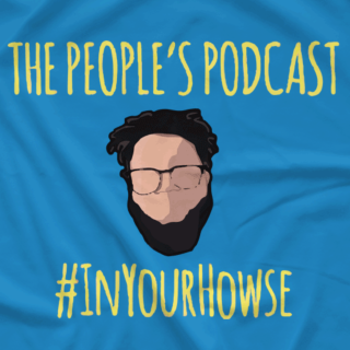 IYH People's Podcast Logo Blue
