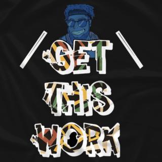IYH Get This Work Shirt Black