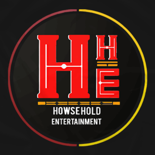 Black Howsehold Entertainment Shirt