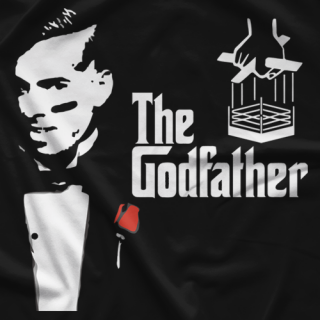 Del Bruno Godfather T-shirt