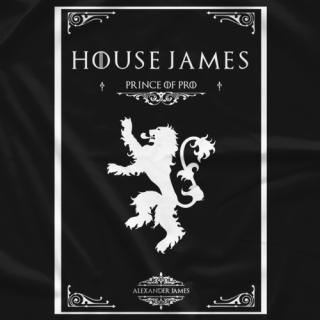 House James