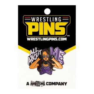Tenille Dashwood - All About Me Wrestling Pin