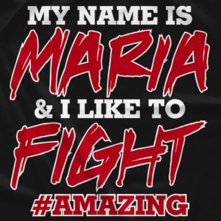 I Like to Fight