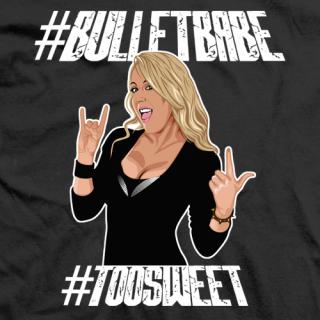 Bullet Babe T-shirt
