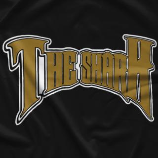 Andrew Carter Shark Logo T-shirt
