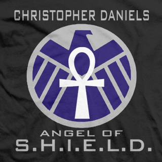 Angel of S.H.I.E.L.D. T-shirt