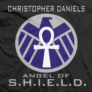 Angel of S.H.I.E.L.D. T-shirt