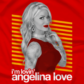 I'm Lovin' Angelina Love