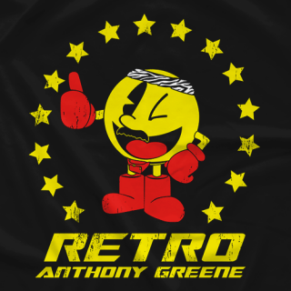 RETRO PAC MAN