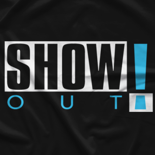 Anthony Toatele Show Out! T-shirt