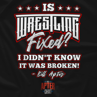 Is Wrestling Fixed?