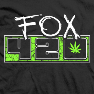 AR Fox Fox 420 T-shirt