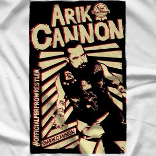 Arik Cannon Posterized T-shirt