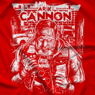 Arik Cannon Zombified T-shirt
