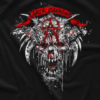 Arik Cannon Pabst Devil T-shirt