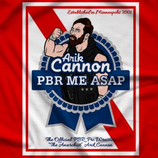 Arik Cannon U CANNON C ME - Red T-shirt