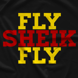 Fly Sheik Fly T-shirt