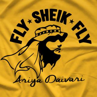 Ariya Daivari Fly T-shirt